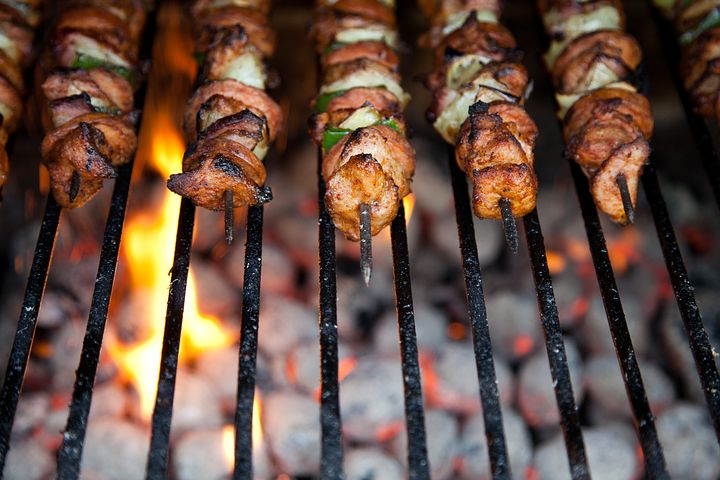 Beef Shish Kabobs